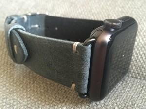 イタリアモレラート社製腕時計ベルト  HAYEZ (アイエツ)