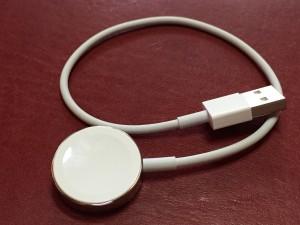 Apple Watch磁気充電ケーブル(0.3m)