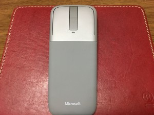 Microsoft Arc Touch Bluetooth Mouse 普段の姿